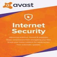 Avast Internet Security 2020 Antivirus 3 PC 1 YearProduct Key