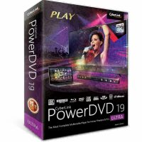 Cyberlink PowerDVD Ultra 19 Full Version Lifetime Email Delivery
