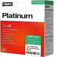 Nero Platinum 2020 Suite   Official Version   Lifetime License