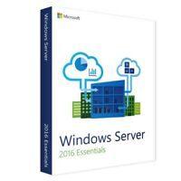 Microsoft Windows Server 2016 Essentials 64-bit Genuine License Key