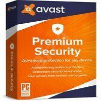 Avast Premium Security 2020 - 10 Device 2 Years