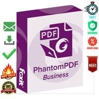 Foxit Phantom PDF Business 9.7.1   PDF Editor, Creator & Converter
