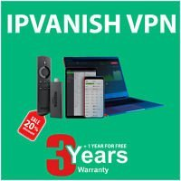 IP Vanish VPN 3 Years Account - Best VPN   Fast Email Delivery