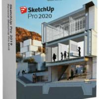 SketchUp Pro 2020 | Official Full Version| Lifetime |3D Modeling |Windows | 5 PC
